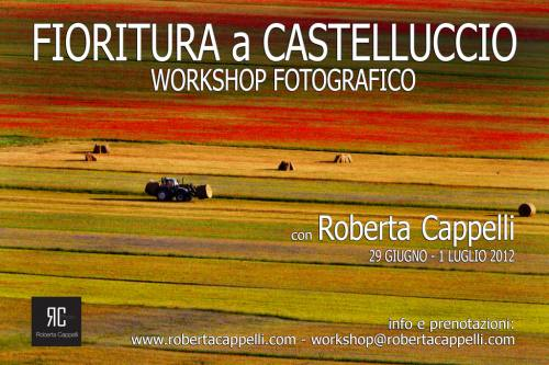 Workshop a Castelluccio di Norcia (PG)