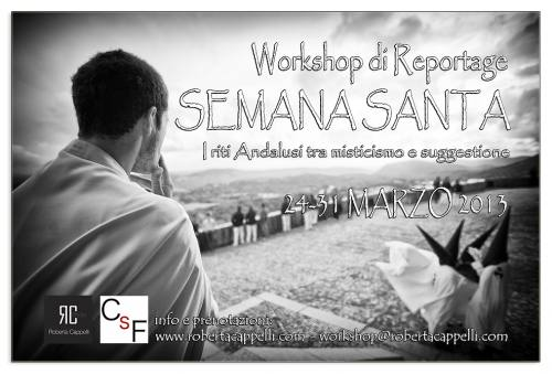 Workshop Fotografico in Andalucia (Spagna)
