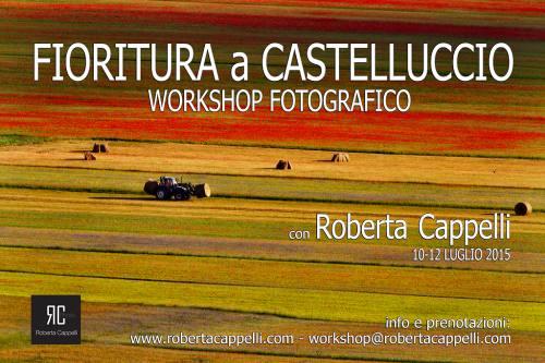 Workshop fotografico Fioritura a Castelluccio