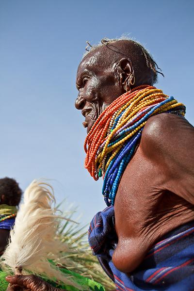 Turkana Desert, Kenya