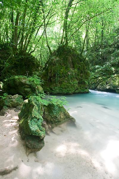 Valle dell'Aniene, Lazio