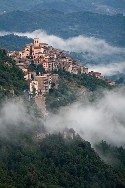 Canterano, Lazio