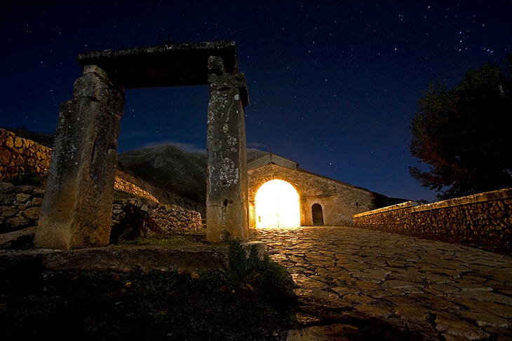 Stone Age, Abruzzo
