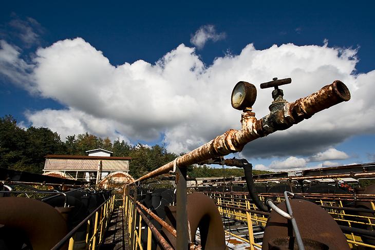 Amiata Mercury Mines