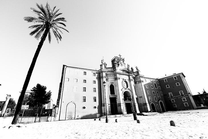 Rome in White 2012